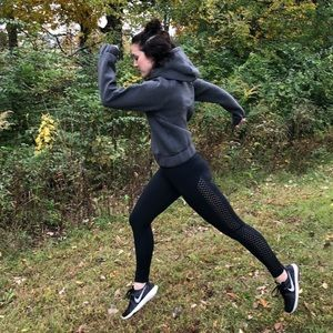 MPG sport-HAVEN 7/8 HIGH WAISTED LASER CUT LEGGING